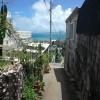 沖縄夏の風景